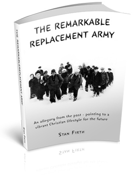 The Remarkable Replacement Army - Book Cover